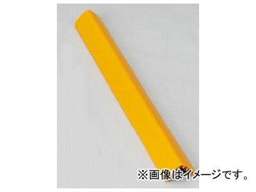 ユニット/UNIT コーナープロテクター 黄 90×90×1000 品番:866-25A