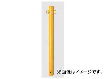 ユニット/UNIT 駐車用区画支柱 76.3φ 鉄製 品番:835-312