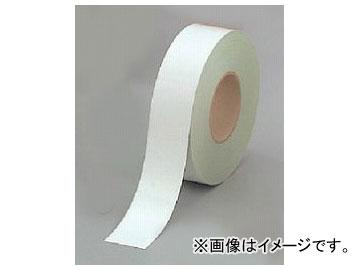 ユニット/UNIT 屋内床貼用テープ(ユニテープ) 白 50mm×50m 品番:863-06