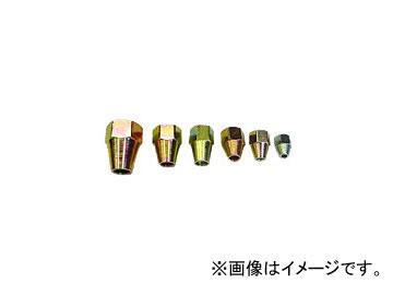 ミヤコ/Miyaco フレアナットC6mm FN-0203 入数:10個