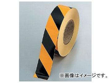 ユニット/UNIT 屋内床貼用テープ(ユニテープ) 黄/黒 50mm×50m 品番:863-642