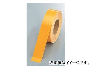 ユニット/UNIT 屋内ラインテープ(ユニテープ) 黄 50m巻 品番:863-732