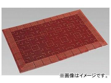 ユニット/UNIT 玄関屋外用マット 600×1200 カラー:茶,灰,若草