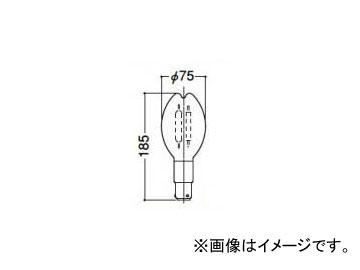 岩崎電気 アイ ツインアーク 80W 拡散形 水銀ランプ HNH8/5F