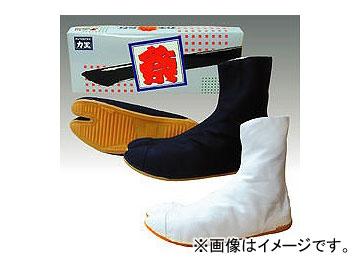 力王/RIKIO 祭たび ダブルクッション 白生地 12枚コハゼ WF12SPII 29.0/30.0cm 入数:30足~