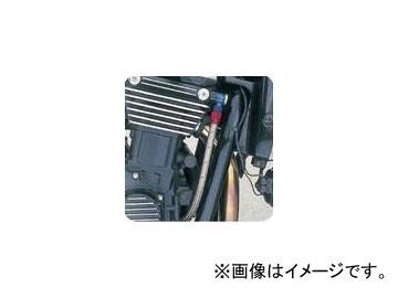 2輪 POSH Faith EARL'S オイルラインキット LEFT 072018-L カワサキ ZRX1100/1200 ~2008年