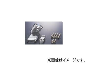 2輪 POSH Faith マッスルポジションブラケット カワサキ ゼファー1100/750