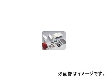 2輪 POSH Faith Z IIテールランプフェンダーレスキット LED/レッドレンズ 030090-LR カワサキ ゼファー750/RS ~2006年