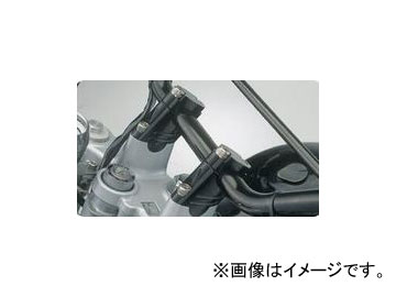 2輪 POSH Faith スーパーバイクポジションブラケット ホンダ FTR223 ~2008年