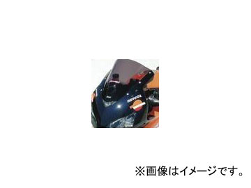 2輪 POSH Faith Ermax Aeromaxスクリーン エアロタイプ ホンダ CBR1000RR 2004年~2007年