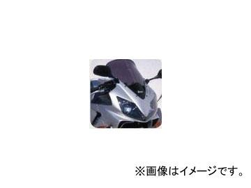2輪 POSH Faith Ermax Aeromaxスクリーン スタンダードタイプ 形状:5cmロング ホンダ CBR600FS/F4i 2001年~2006年