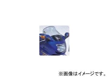 2輪 POSH Faith Ermax Aeromaxスクリーン スタンダードタイプ 形状:8cmロング ホンダ CBR1100XX 1996年~2007年