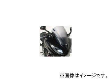 2輪 POSH Faith Ermax Aeromaxスクリーン エアロタイプ ヤマハ FZ6 フェザー S2 2007年~2010年