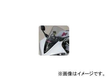 2輪 POSH Faith Ermax Aeromaxスクリーン エアロタイプ ヤマハ YZF-R1 2007年~2008年