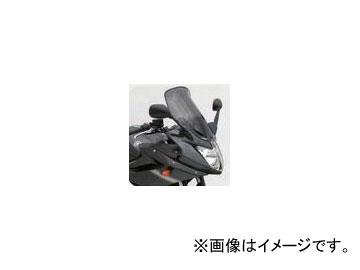 2輪 POSH Faith Ermax Aeromaxスクリーン スタンダードタイプ 形状:10cmロング ヤマハ XJ6 ディバージョン 2009年~2010年