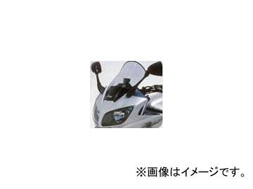 2輪 POSH Faith Ermax Aeromaxスクリーン スタンダードタイプ 形状:5cmロング ヤマハ FZS 1000 フェザー 2001年~2005年