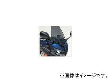 2輪 POSH Faith Ermax Aeromaxスクリーン スタンダードタイプ 形状:10cmロング ヤマハ FZ1 1000 フェザー 2006年~2010年