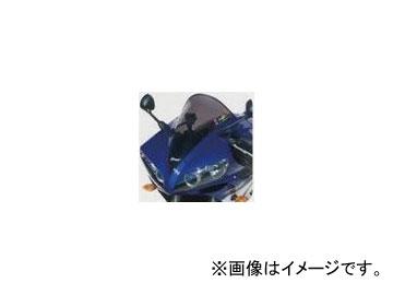 2輪 POSH Faith Ermax Aeromaxスクリーン スタンダードタイプ 形状:5cmロング ヤマハ YZF-R1 2004年~2006年