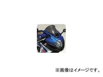 2輪 POSH Faith Ermax Aeromaxスクリーン スタンダードタイプ 形状:5cmロング スズキ GSXR600R/750R 2006年~2007年