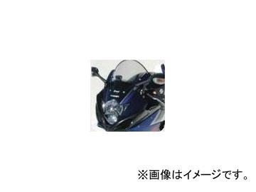 2輪 POSH Faith Ermax Aeromaxスクリーン スタンダードタイプ 形状:5cmロング スズキ GSXR1000R 2005年~2006年
