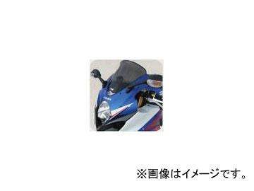 2輪 POSH Faith Ermax Aeromaxスクリーン スタンダードタイプ 形状:5cmロング スズキ GSXR1000R 2007年~2008年