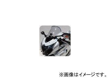 2輪 POSH Faith Ermax Aeromaxスクリーン スタンダードタイプ 形状:5cmロング スズキ GSXR1000R 2009年~2010年