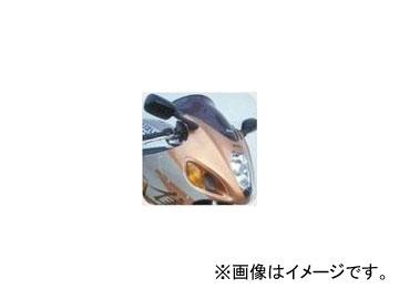 2輪 POSH Faith Ermax Aeromaxスクリーン スタンダードタイプ 形状:8cmロング スズキ GSX1300ハヤブサ 1999年~2007年