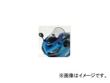 2輪 POSH Faith Ermax Aeromaxスクリーン スタンダードタイプ 形状:5cmロング カワサキ ZX-6R 2005年~2006年