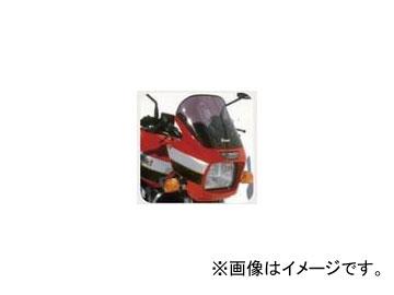 2輪 POSH Faith Ermax Aeromaxスクリーン スタンダードタイプ 形状:4cmロング カワサキ ZRX1100/1200R/DAEG 1998年~2010年