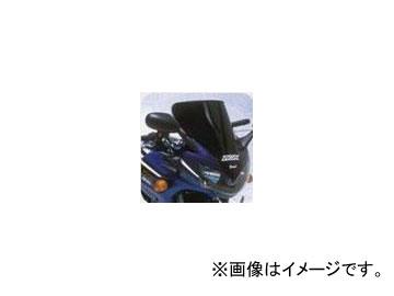 2輪 POSH Faith Ermax Aeromaxスクリーン スタンダードタイプ 形状:10cmロング カワサキ ZRX1200S 2001年~2006年