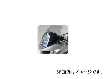 2輪 POSH Faith Ermax Aeromaxスクリーン スタンダードタイプ 形状:10cmロング BMW R1200ST 2005年~2009年