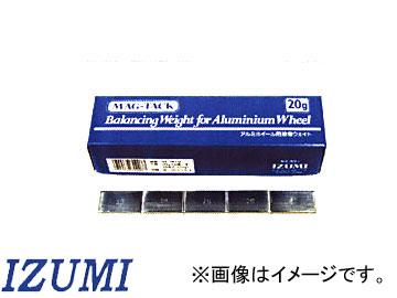 泉産業貿易/IZUMI バランスウエイト 接着式タイプ ST No.9 入数:2kg入×10
