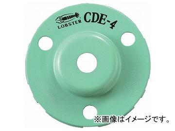 ロブテックス/LOBTEX エビ印 ロブスター/LOBSTER ダイヤモンドカップホイールH HCDE4 JAN:4963202073639