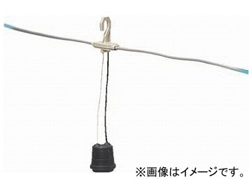 未来工業/MIRAI 連結防水ソケット ゴムソケット ソケット32個 LBS-32R 255mm