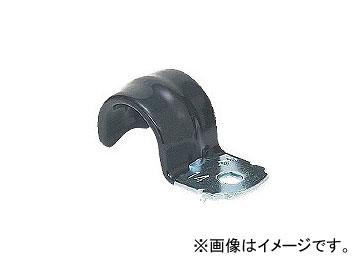 未来工業/MIRAI コーティング鉄片サドル(SV・CVケーブル用) 爪付タイプ SKT-22TC φ23mm 入数:100個
