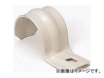 未来工業/MIRAI VE片サドル(VE管用コーティングステンレスサドル) SSKT-36J ベージュ 77.3mm 入数:20個