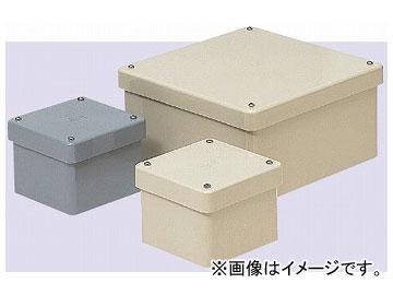 未来工業/MIRAI 防水プールボックス(カブセ蓋) 正方形<ノック無> 400×400×150mm