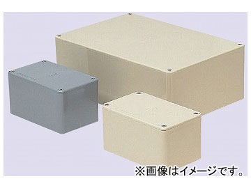 未来工業/MIRAI プールボックス 長方形<ノック無> 400×350×150mm