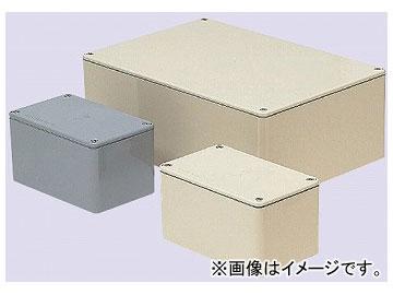 未来工業/MIRAI 防水プールボックス(平蓋) 長方形<ノック無> 300×200×100mm
