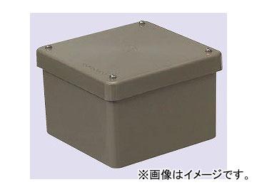 未来工業/MIRAI 防水プールボックス(カブセ蓋) 正方形<ノック無> 400×400×300mm