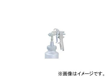 近畿製作所/KINKI 加圧式スプレーガン 口径1.2mm CREAMY(KP)7Z-12