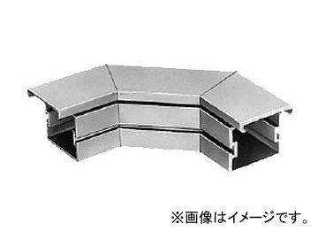 未来工業/MIRAI プラスチックダクト付属品 ジョイント 曲ガリ(大曲ガリ) 1020型
