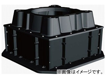 未来工業/MIRAI ミライハンドホール(樹脂製) MH-9060 631mm