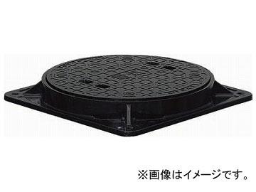 未来工業/MIRAI マンホール蓋 FRP製 中荷重型 MKPB-300 390mm
