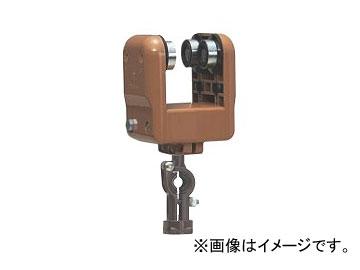 未来工業/MIRAI C形鋼用ケーブルカッシャー ダブルローラー80AWM型 C形鋼30×60mm用 メインローラーベアリング仕様 CK-81AWMZZ 211×111mm