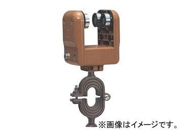未来工業/MIRAI C形鋼用ケーブルカッシャー ダブルローラー80AWM型 C形鋼30×60mm用 メインローラーベアリング仕様 CK-85AWMZZ 238×111mm