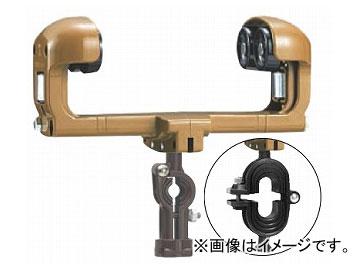 未来工業/MIRAI I形鋼用ケーブルカッシャー ダブルローラー400型 I型鋼175・190mm用 CK-405 223×247mm