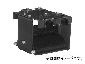 未来工業/MIRAI 高重量用ケーブルカッシャー エンドカッシャー 1段吊り CKN-125E-1 350×281mm