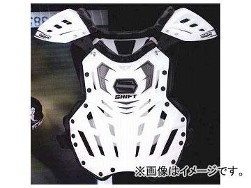 2輪 シフト ライオットルーストデフレクター 06074 ホワイト Sサイズ(130~150cm)