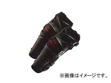 2輪 ソアー フォース ニーガード ブラック サイズ:S/M(目安:パンツサイズ24~28),L/XL(目安:パンツサイズ30~36)